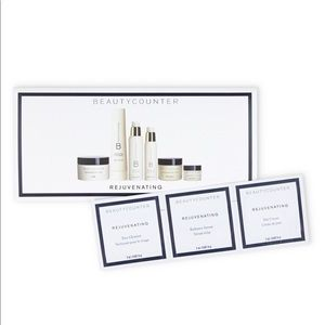 Beautycounter samples of the Rejuvenating line!